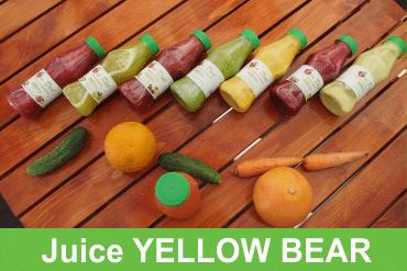 Juice Yellow Bear 1