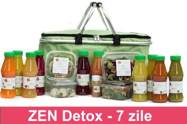 ZEN Detox 7 zile