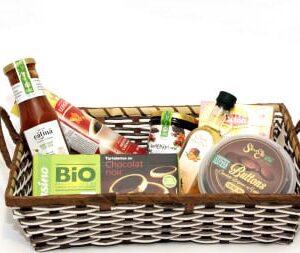 Cosuri cadou cu produse Bio - daruri pentru Craciun