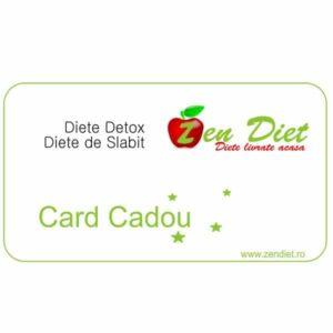 Card Cadou zendiet