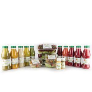 Cura de detoxifiere - Diete pentru detoxifierea organismului