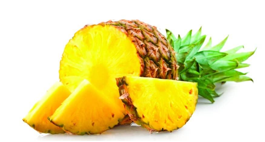 beneficiile antioxidante ale ananasului