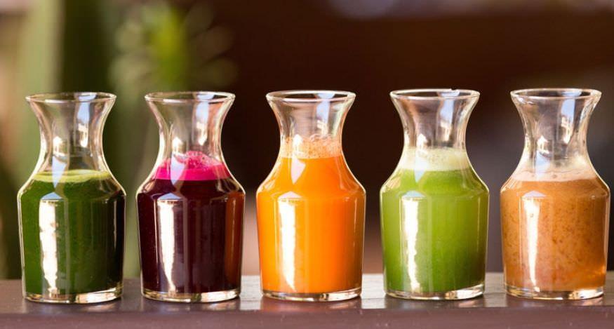 Cura de detoxifiere cu sucuri naturale Zendiet